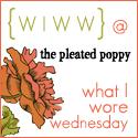 pleated poppy