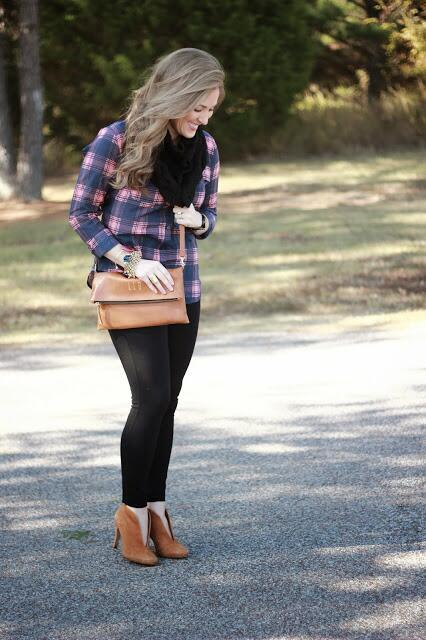 4x4 Style: My Black Friday Outfit by East Memphis fashion blogger Walking in Memphis in High Heels