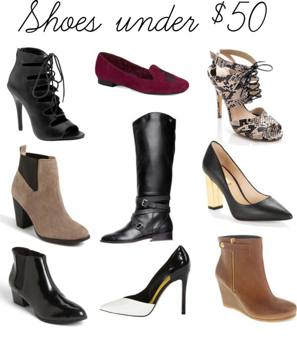 Shoes under $50