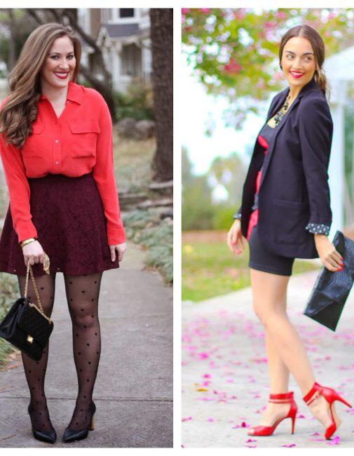 What to Wear on Valentine's Day, a cute look featured by top Memphis fashion blogger, Walking in Memphis in High Heels