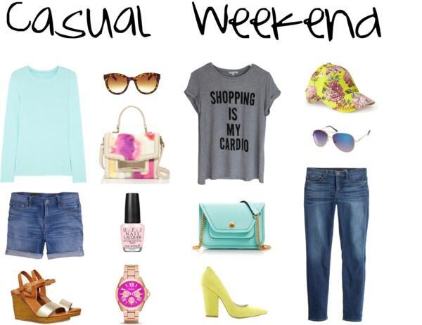 Casual Weekend