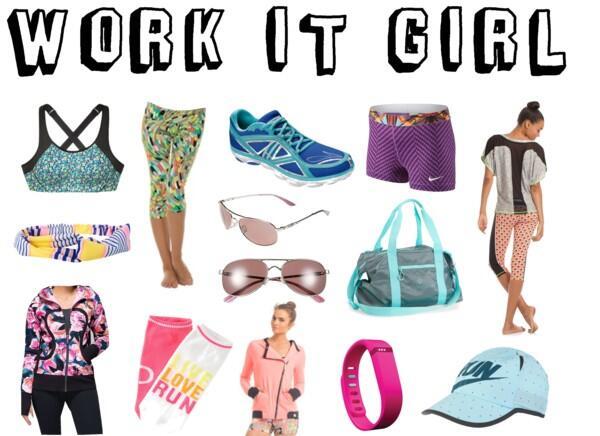Work It Girl