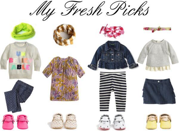 My Fresh Picks