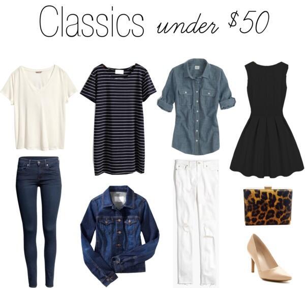 Classics under $50
