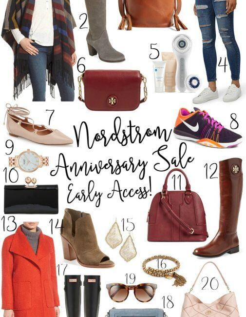Nordstrom Anniversary Sale Early Access featured by popular fashion blogger, Walking in Memphis in High Heels