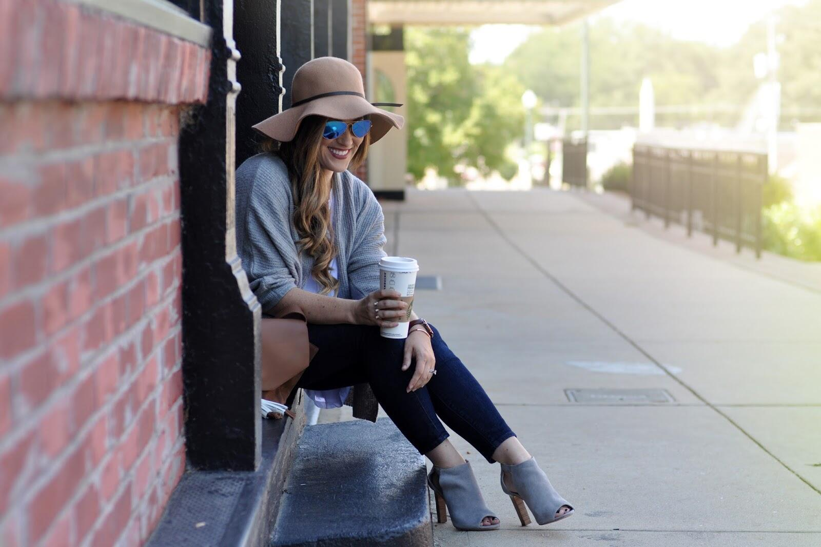 Cute Nordstrom Summer Tops featured by popular fashion blogger, Walking in Memphis in High Heels
