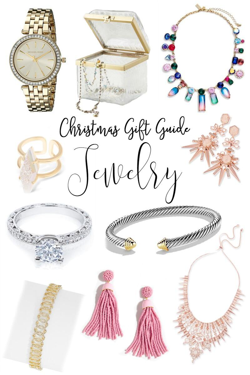 Christmas Gift Guide - Jewelry by East Memphis style blogger Walking in Memphis in High Heels