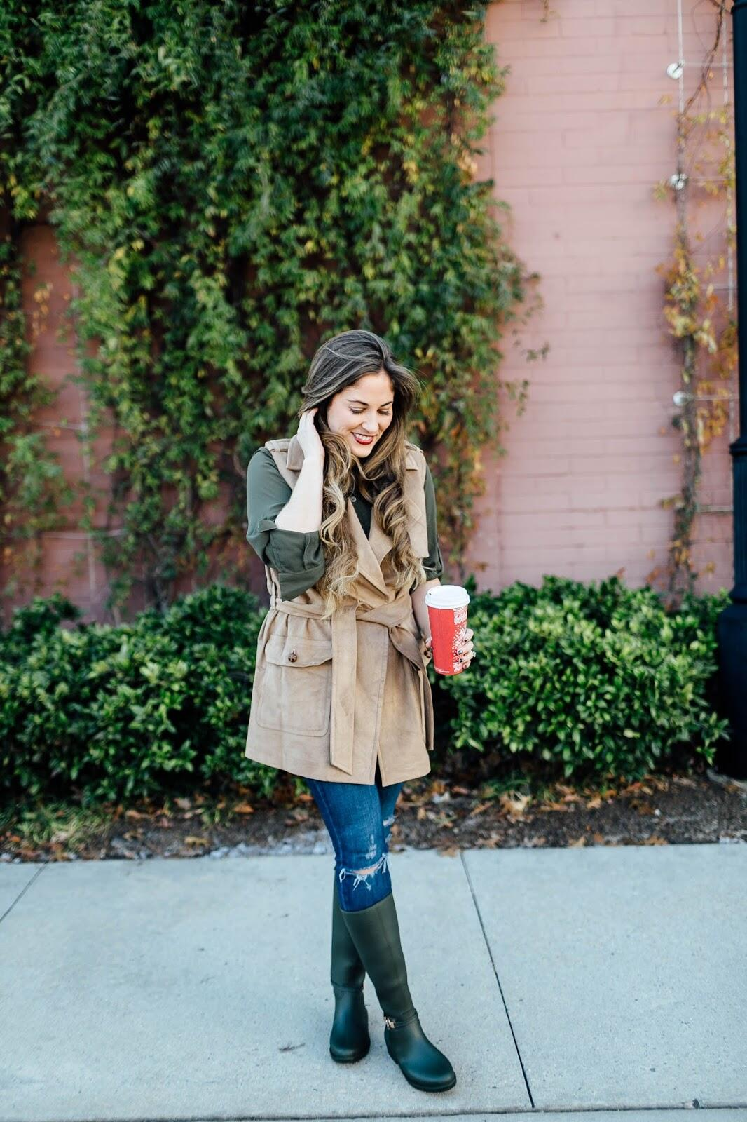 4d5348e0415 Winter Rain Boots + $100 Payless Giveaway!! | Walking in Memphis in ...