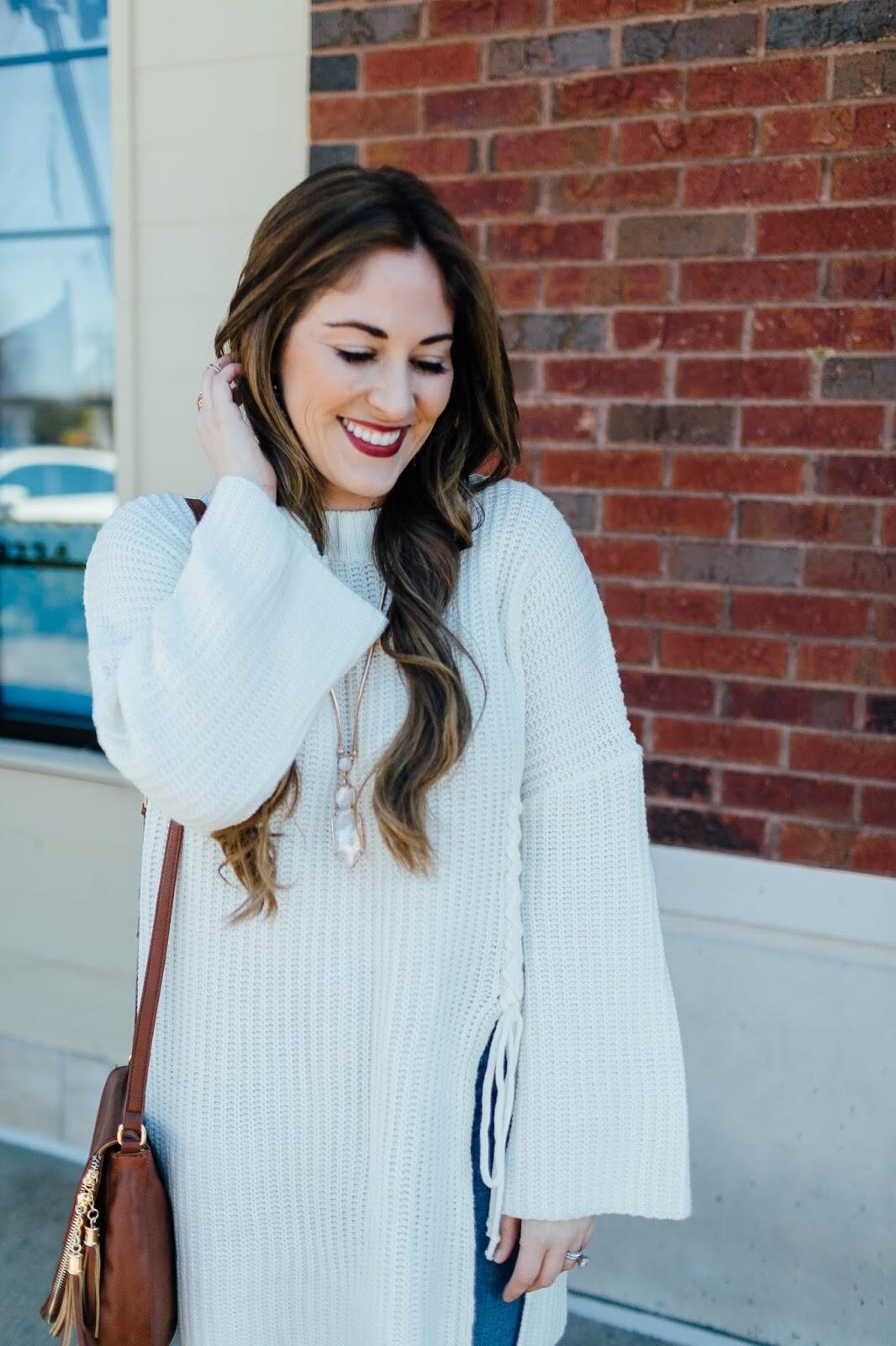 how to wear a tunic no matter your body shape or size