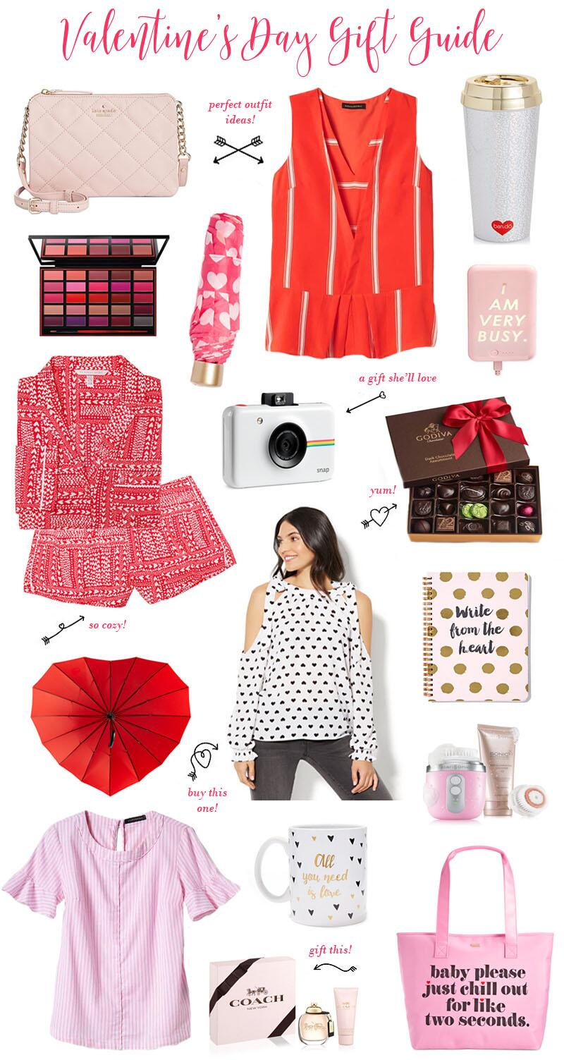 17 Valentines gift ideas for women