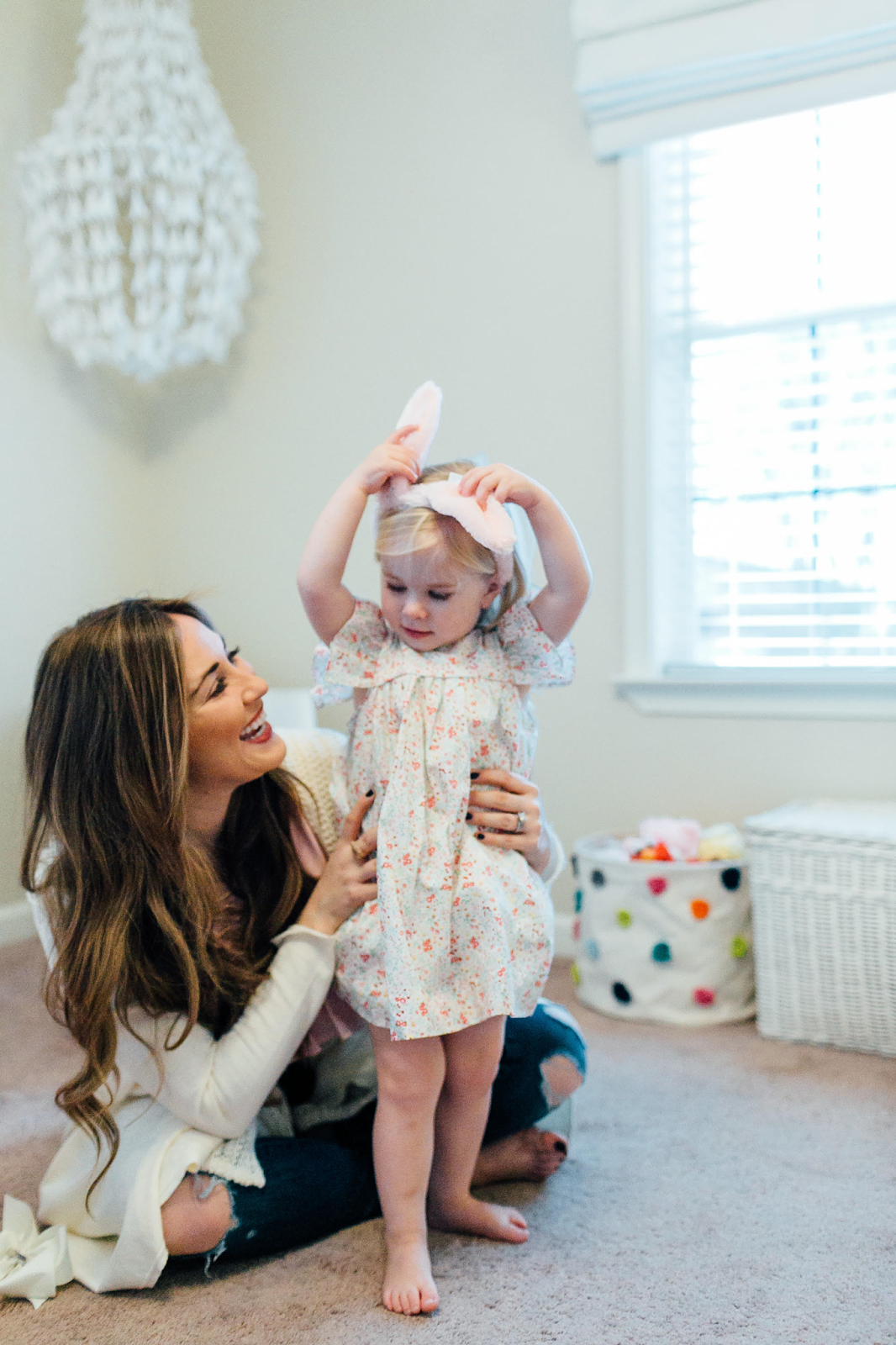 Non-Candy Easter Basket Ideas for Your Child by Laura from Walking in Memphis in High Heels