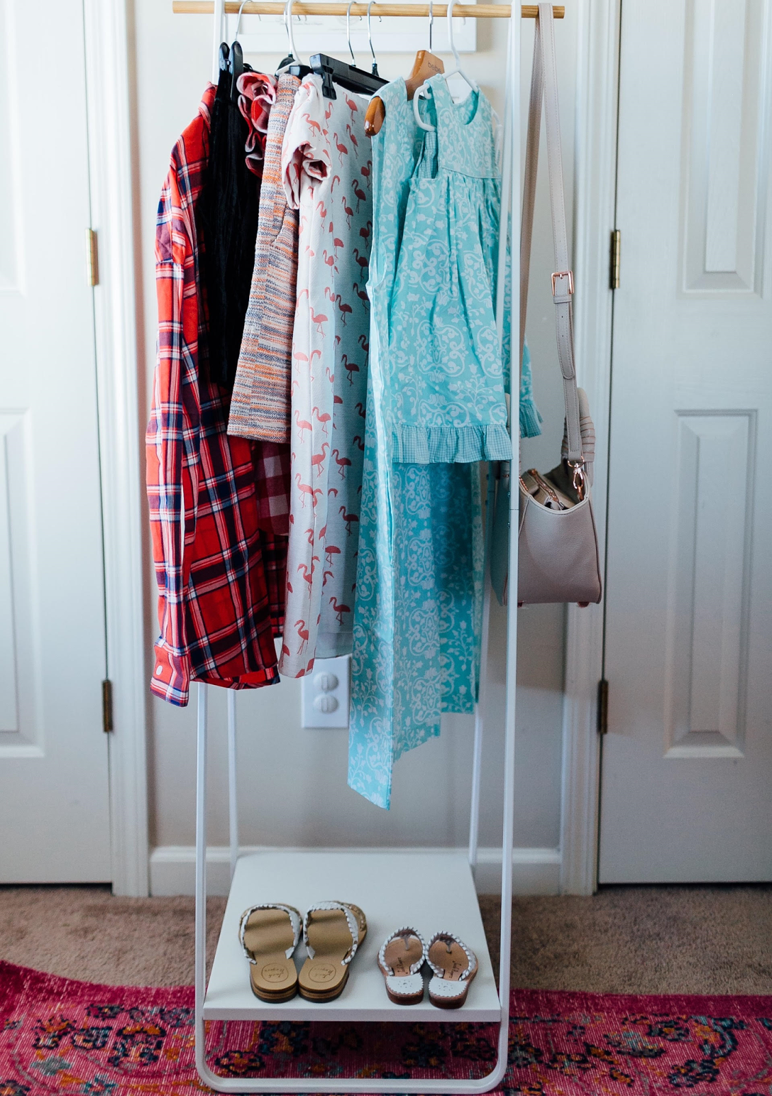 Home Office Dressing Room Ideas featured by top Memphis lifestyle blogger, Walking in Memphis in High Heels