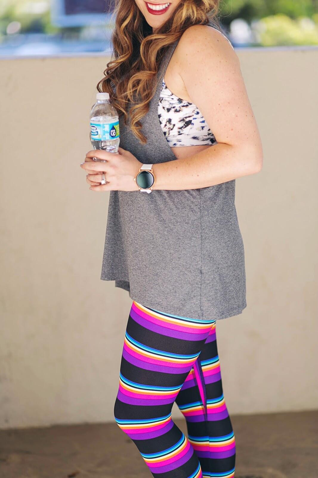 5 Ways to Help Curb Your Appetite after a Workout by lifestyle blogger Laura of Walking in Memphis in High Heels