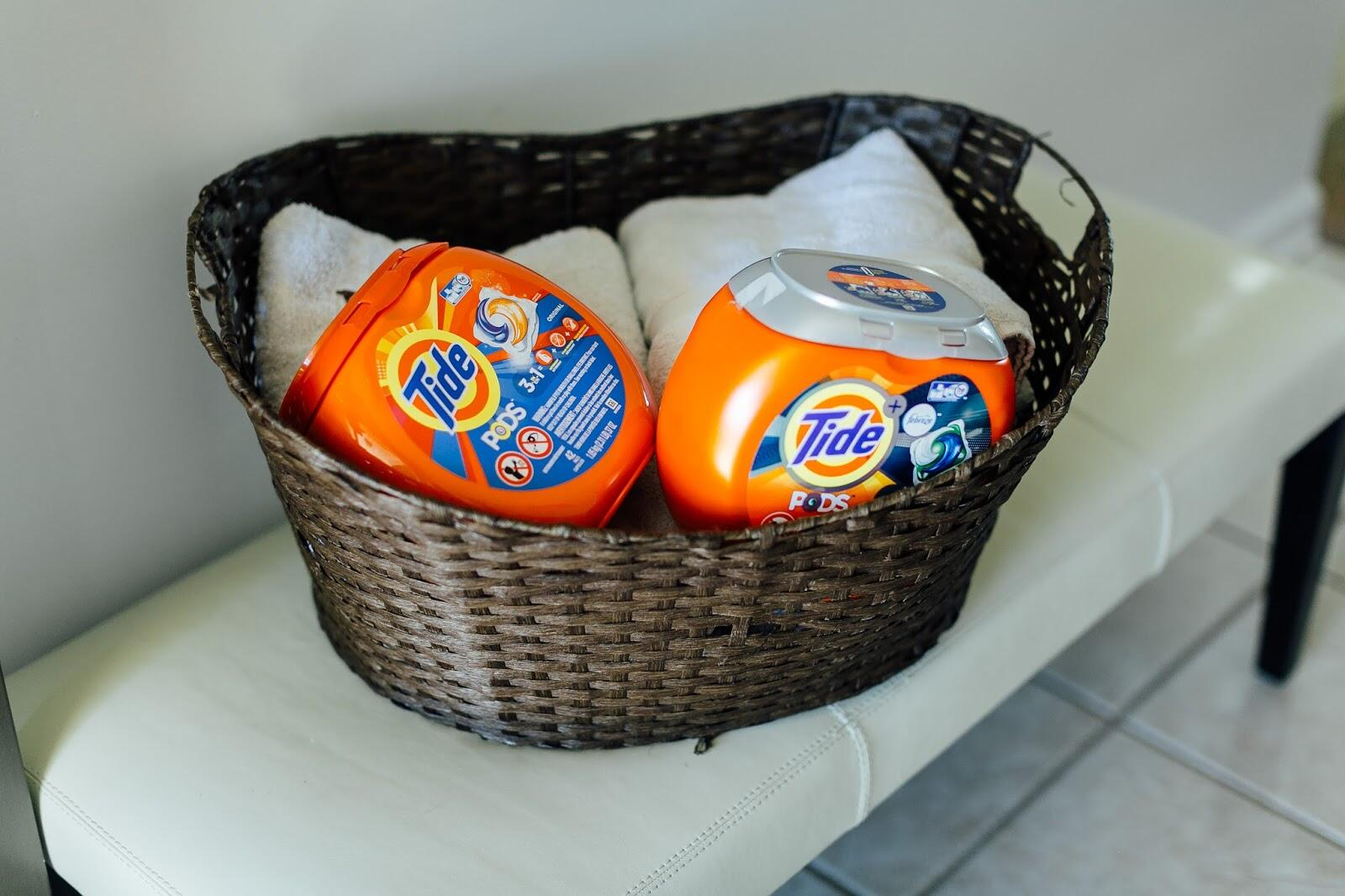 The Best Laundry Detergent to Remove Muddy Paws by lifestyle blogger Laura of Walking in Memphis in High Heels