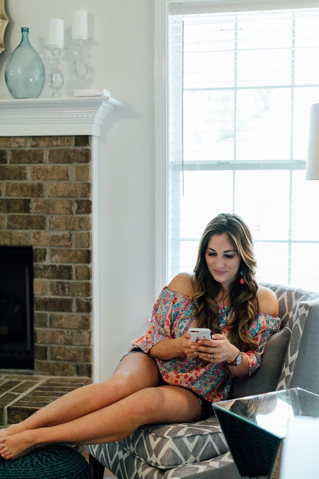 The Home Security System to Give You and Your Family Peace of Mind by lifestyle blogger Laura of Walking in Memphis in High Heels