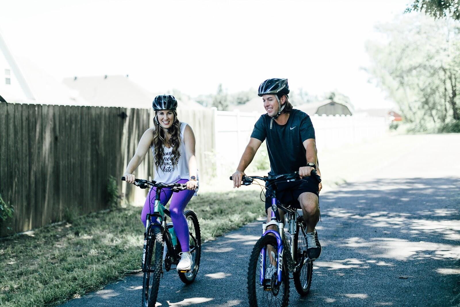 How to Stay Active Outdoors with the Entire Family by lifestyle blogger Laura of Walking in Memphis in High Heels