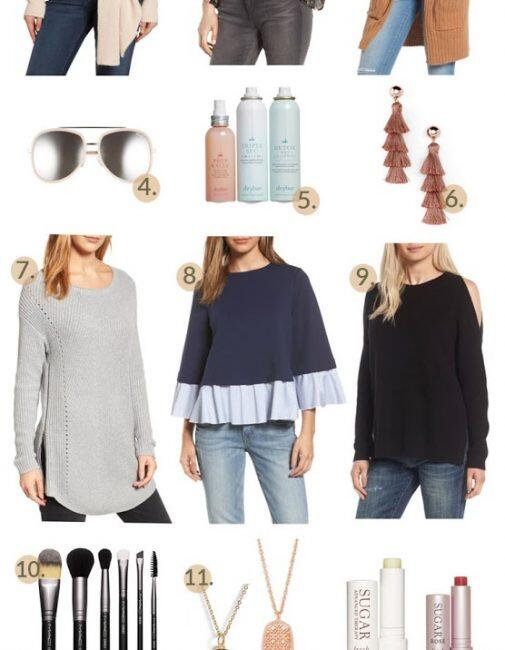 $50 & Under Nordstrom Anniversary Sale Picks featured by popular fashion blogger, Walking in Memphis in High Heels