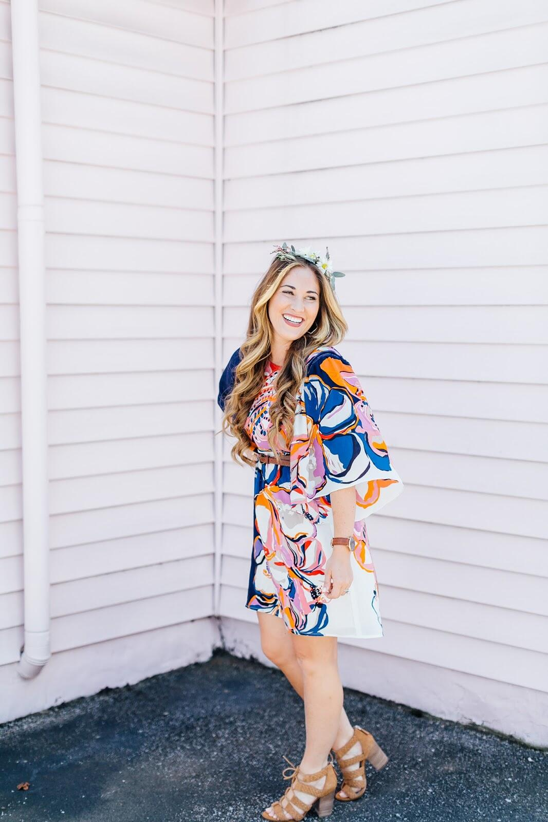 Trend Spin Linkup - Summer Prints & Patterns by fashion blogger Walking in Memphis in High Heels