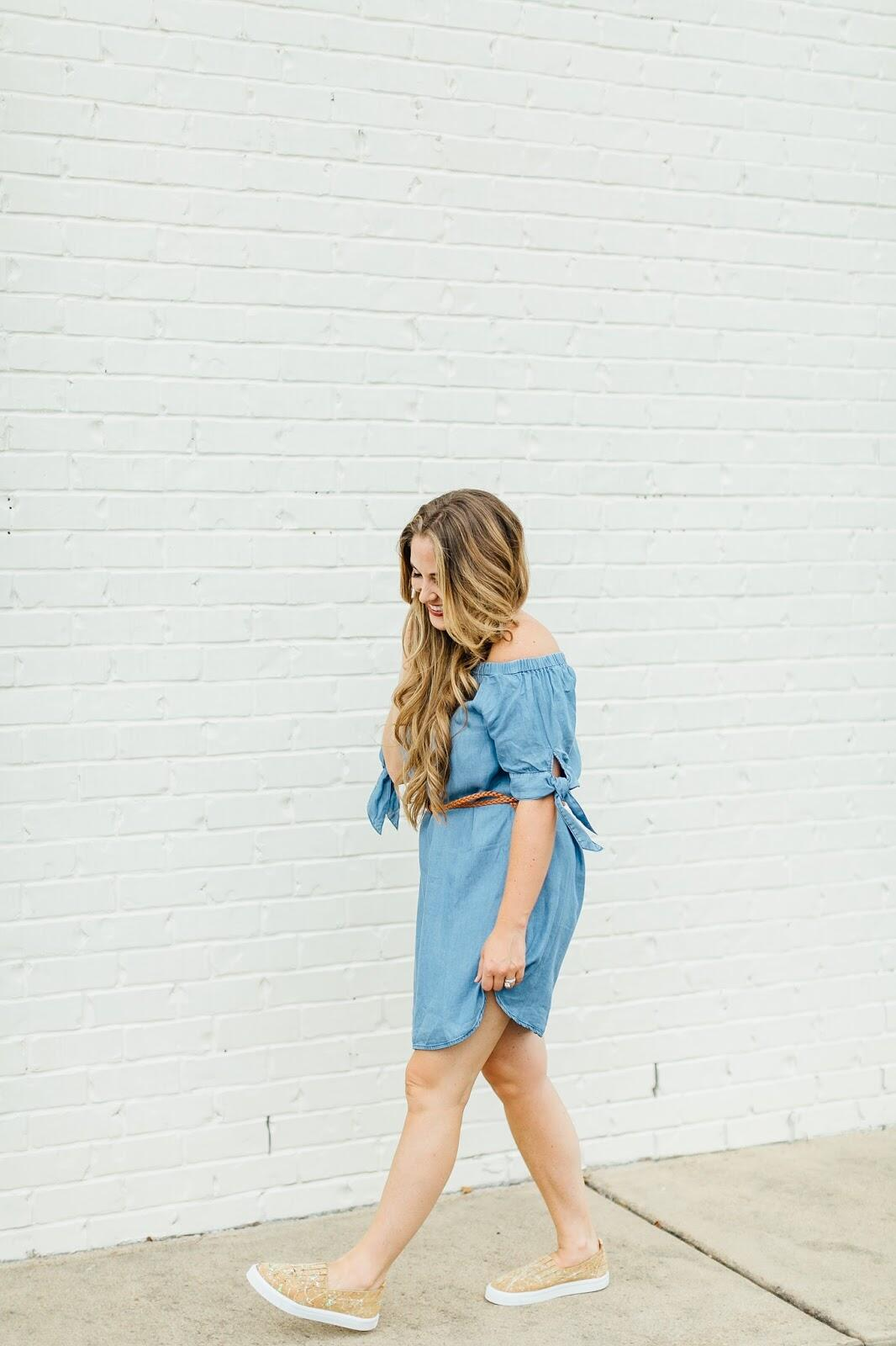 Mamas & Minis Collective - Back to School Shoes by Memphis mom blogger Walking in Memphis in High Heels