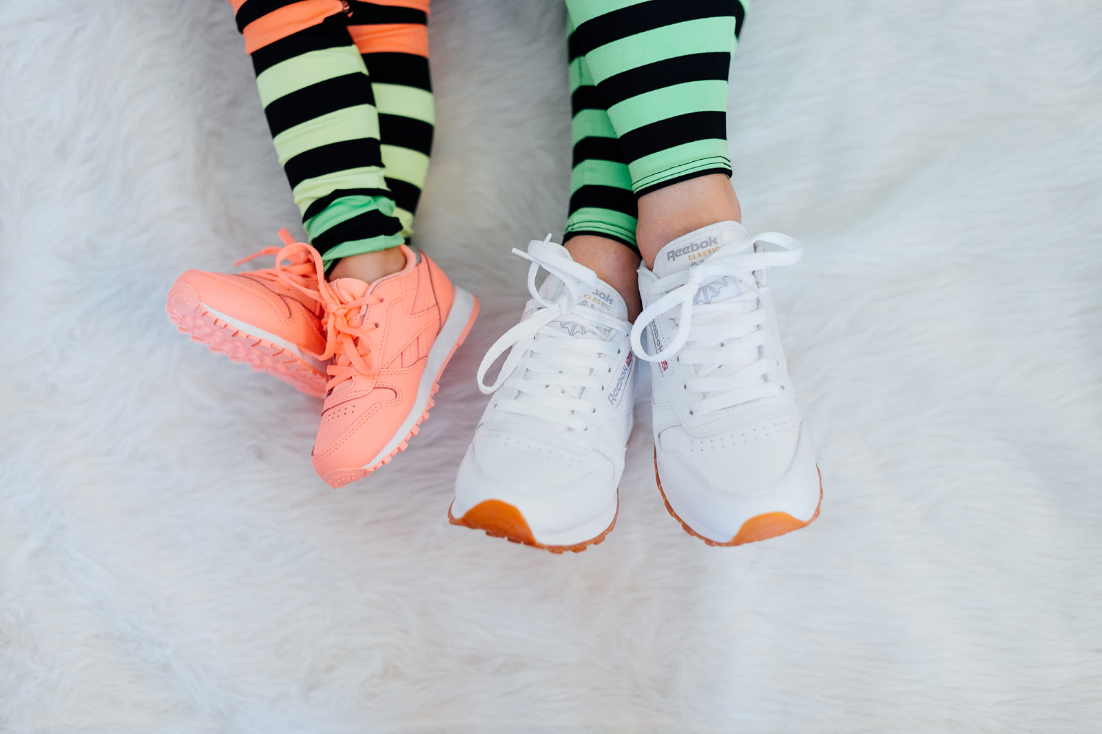 Reebok - The Best Workout Shoes by fitness blogger Walking in Memphis in High Heels