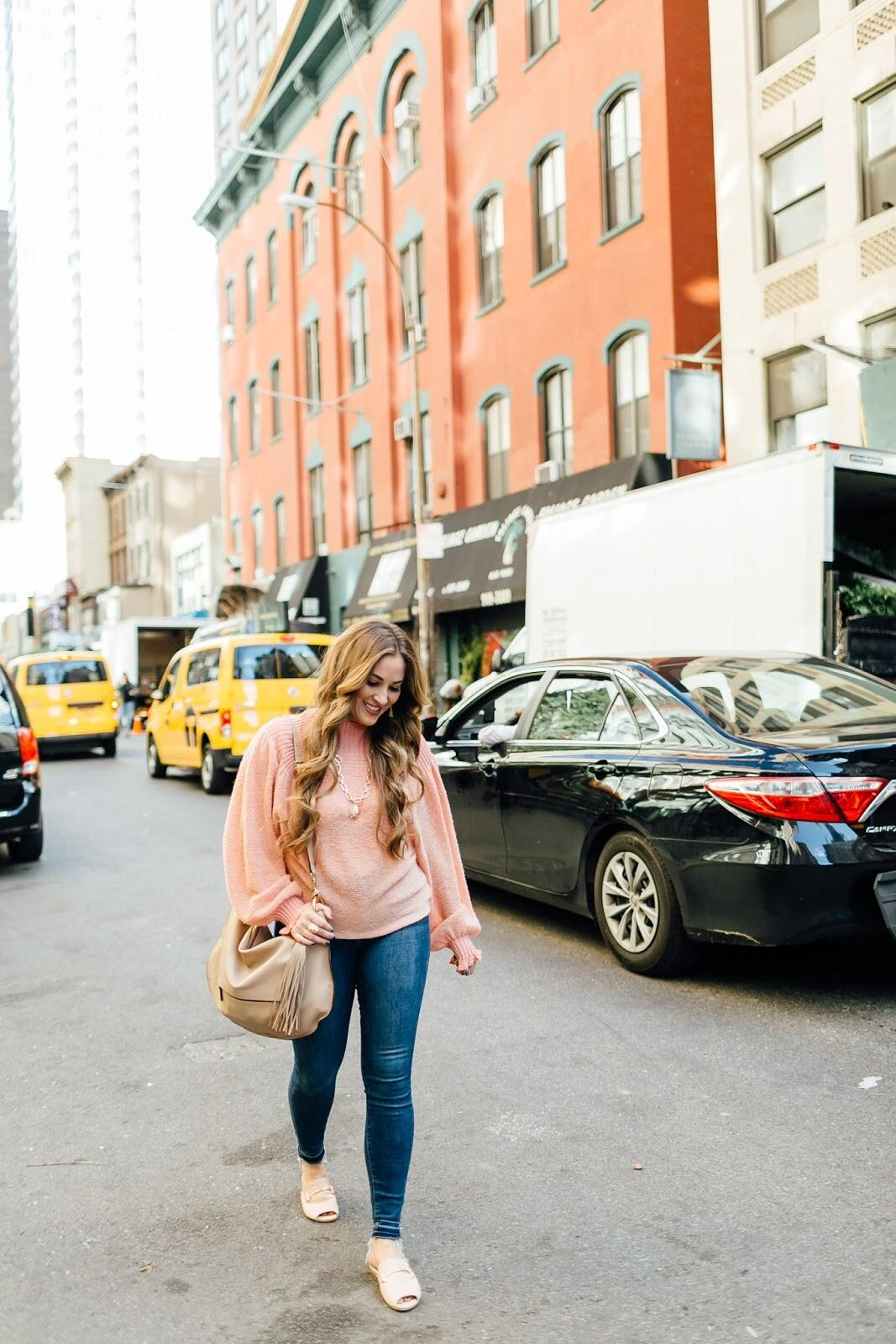 Trend Spin Linkup - Fall Style by fashion blogger Laura of Walking in Memphis in High Heels