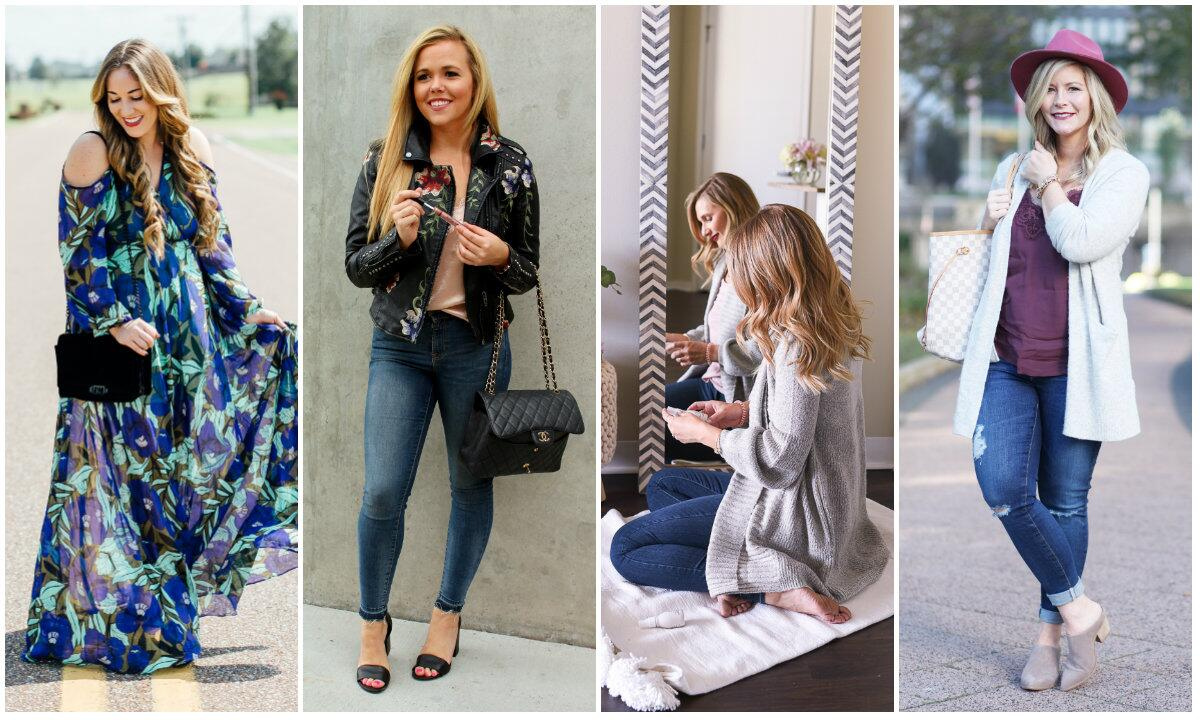 fashion and style blogger trend linkup