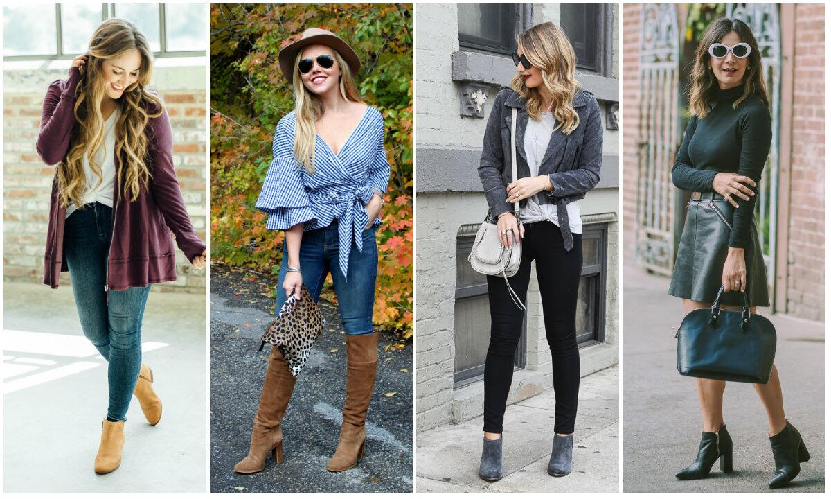 best boots and booties for fall from fashion and lifestyle bloggers