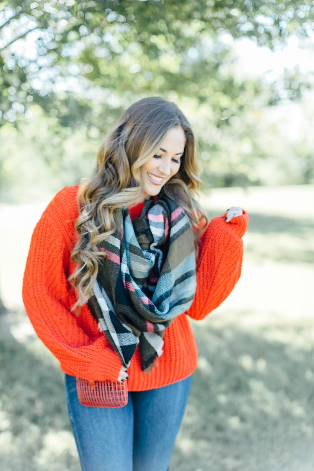 Trend Spin Linkup - Sweater Weather by East Memphis fashion blogger Walking in Memphis in High Heels