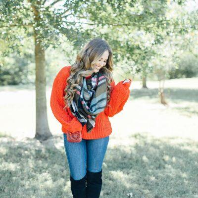 Trend Spin Linkup – Sweater Weather