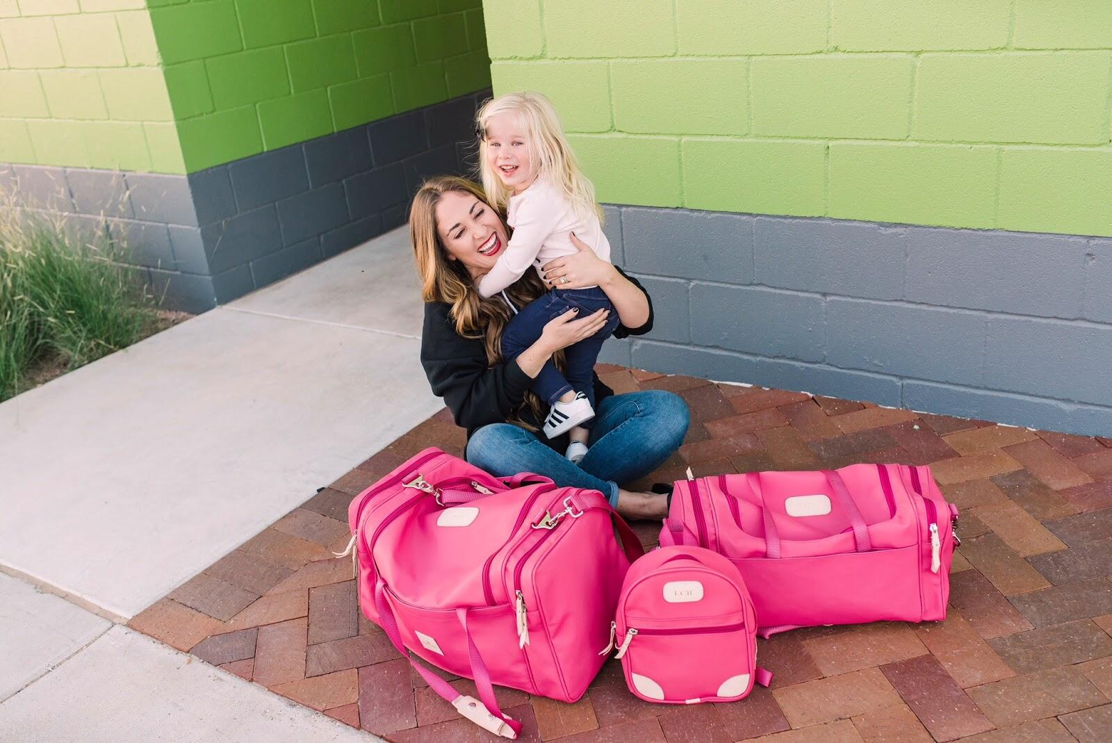 4 Tips to Make Traveling with a Toddler Easier by East Memphis mom blogger Walking in Memphis in High Heels
