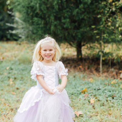 Leighton's 3rd Birthday Party – Rapunzel from Tangled