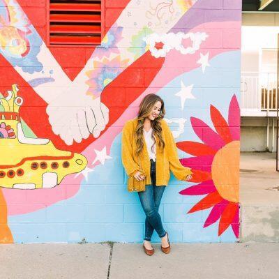Trend Spin Linkup – Free Day + Yosi Samra Giveaway!!