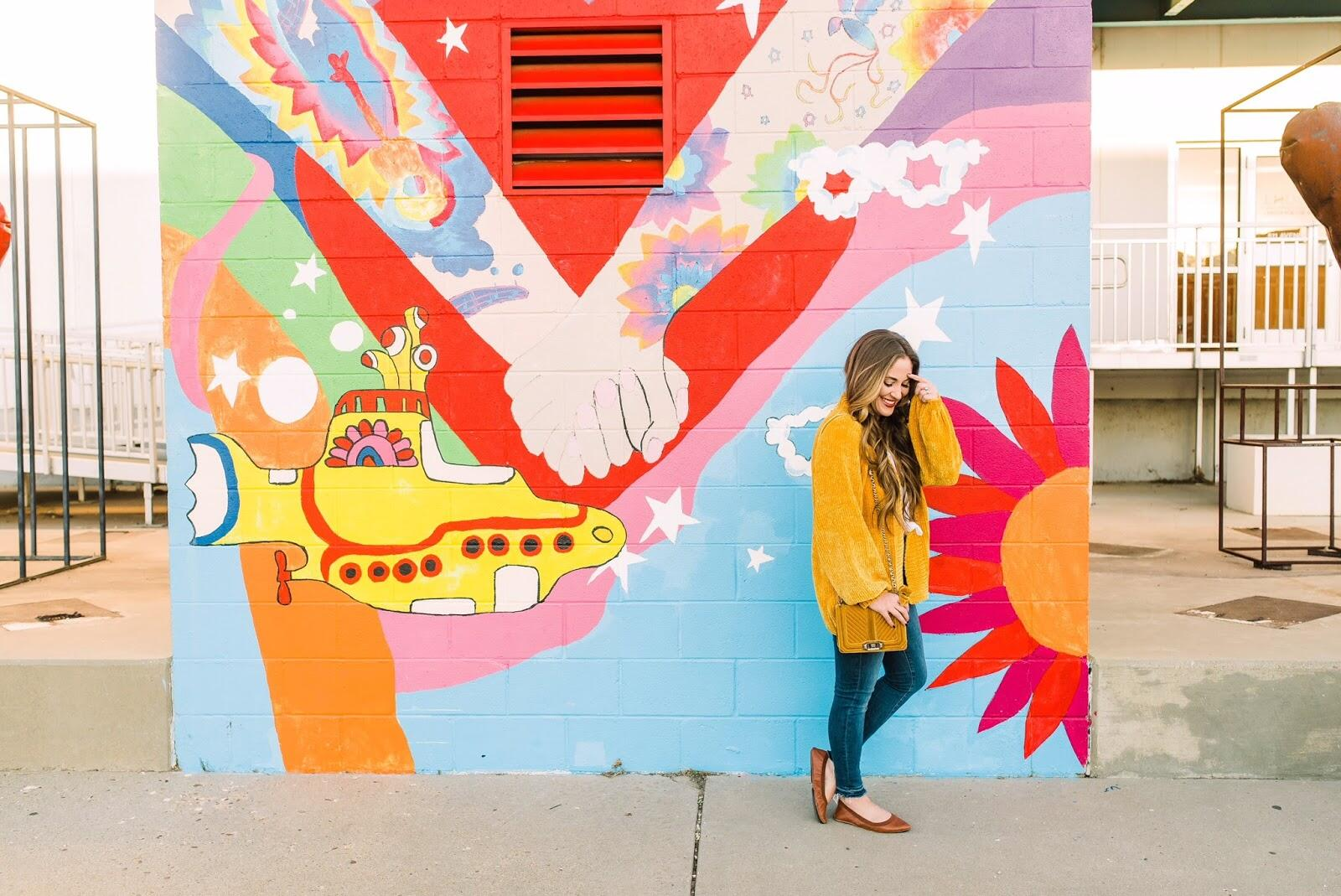 Yosi Samra Giveaway by East Memphis fashion blogger Walking in Memphis in High Heels