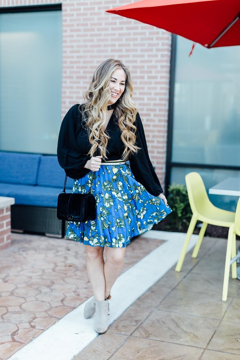 Mama & Mini Collective: Holiday Boots by East Memphis fashion blogger Walking in Memphis in High Heels