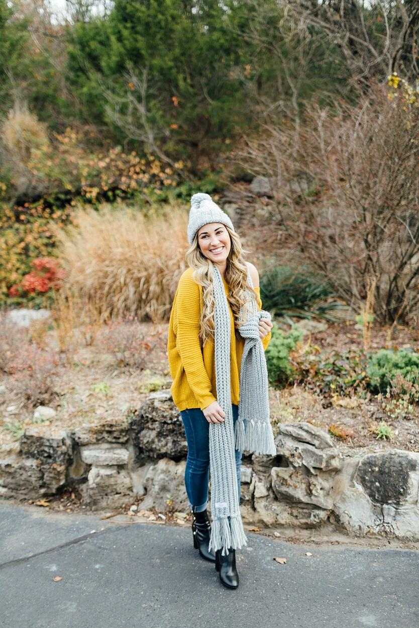 Cold Weather Style by East Memphis fashion blogger Walking in Memphis in High Heels