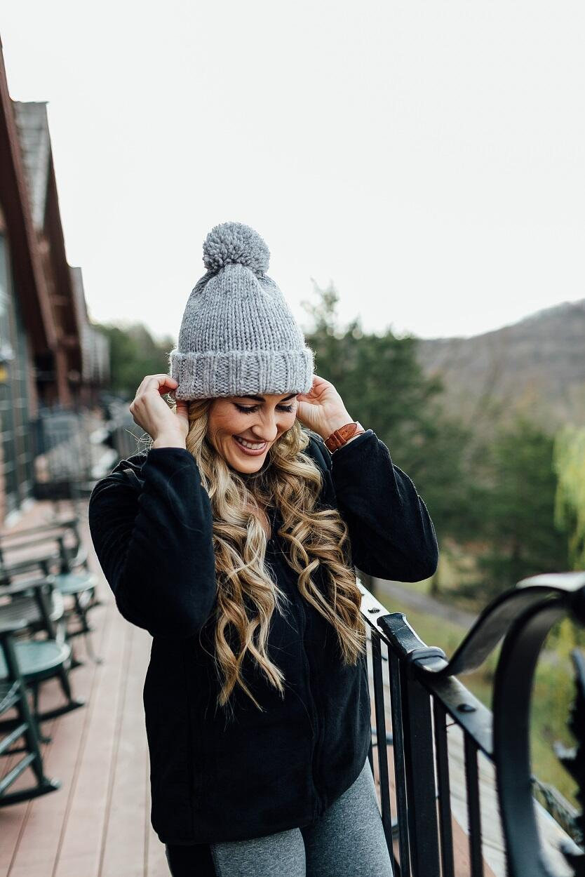 Hats and Beanies by popular East Memphis fashion blogger Walking in Memphis in High Heels