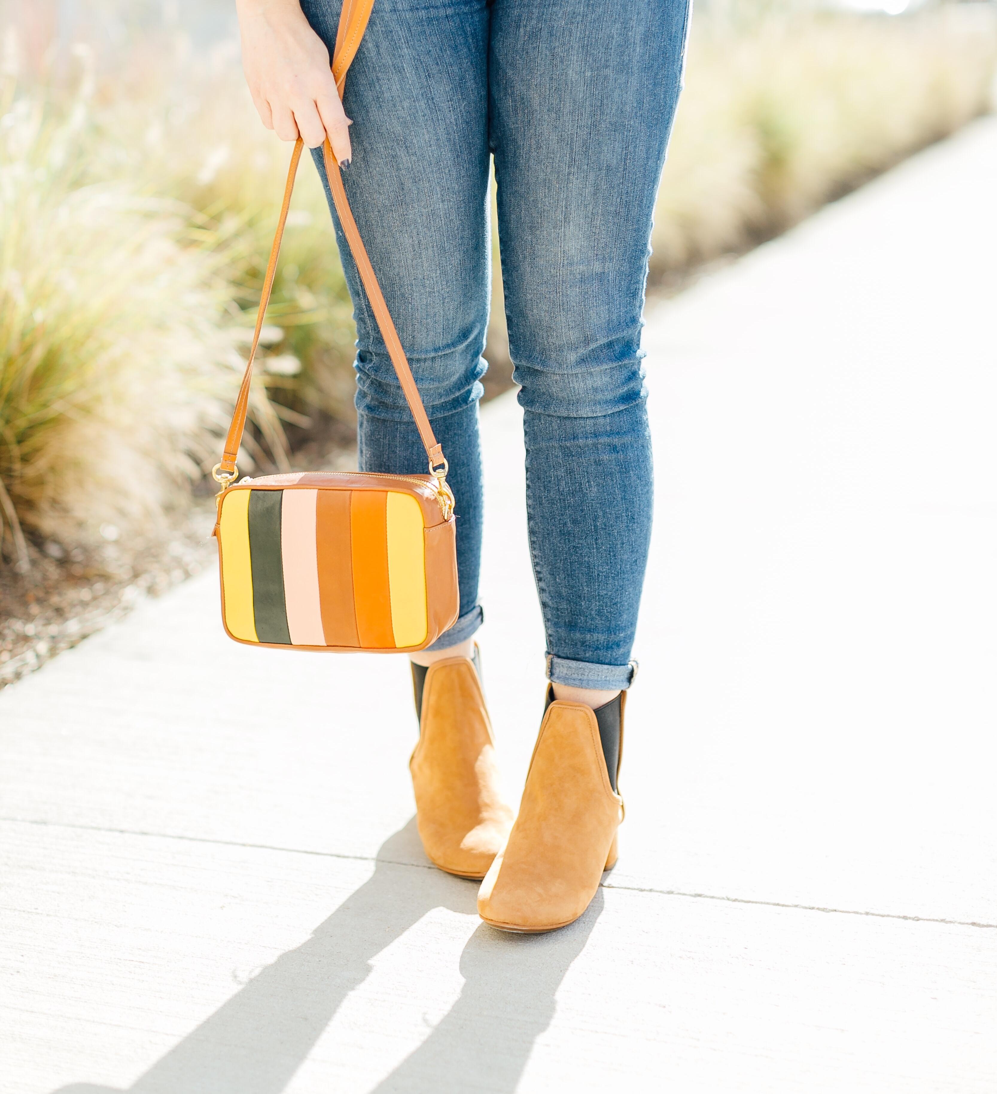 East Memphis style blogger Walking in Memphis in High Heels