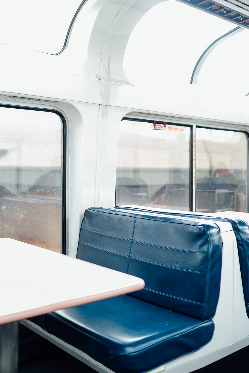 5 Reasons for Using Amtrak on Your Next Vacation by popular East Memphis lifestyle blogger Walking in Memphis in High Heels