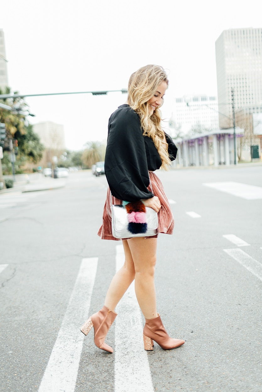 Dressy outfit ideas by popular East Memphis style blogger Walking in Memphis in High Heels