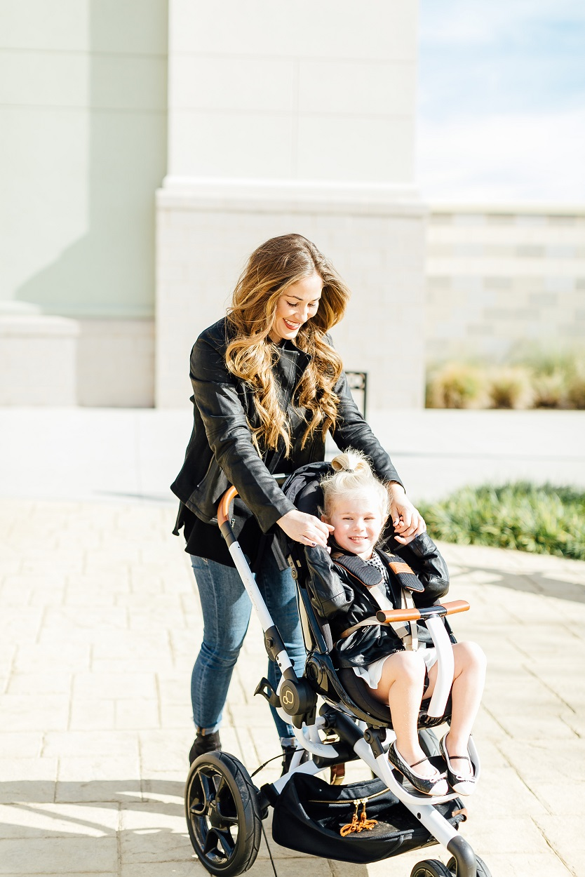 5 Tips When Shopping with a Toddler + Rachel Zoe x Quinny Stroller or Maxi Cosi Car Seat Giveaway!!
