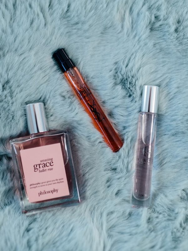 My Favorite Floral Fragrances for Valentine's Day + $100 Sephora Inside JCPenney Gift Card Giveaway!!