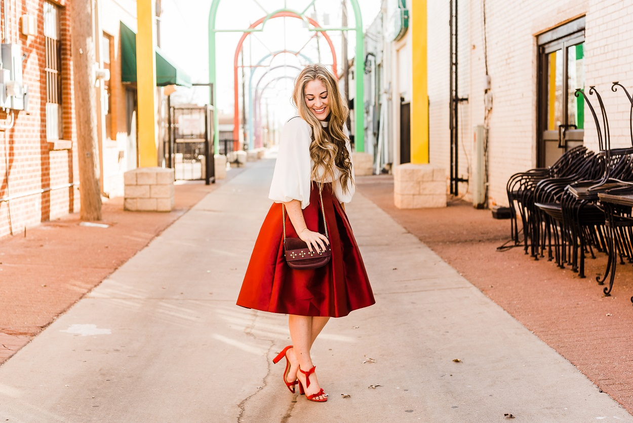 Crossbody Vera Bradley Bag by popular East Memphis fashion blogger Walking in Memphis in High Heels