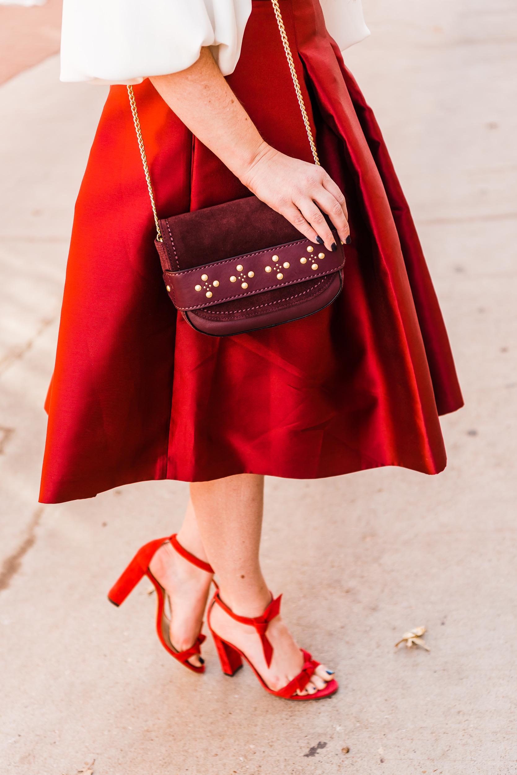 Crossbody Vera Bradley Bag by popular East Memphis fashion blogger Walking in Memphis in High Heels