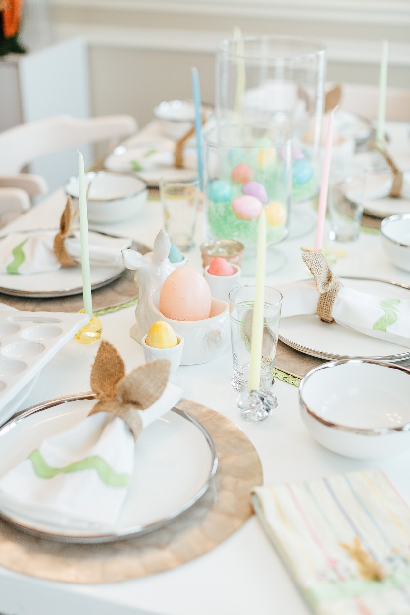 The Best Easter Table Decorations (and You Already Have Them!)
