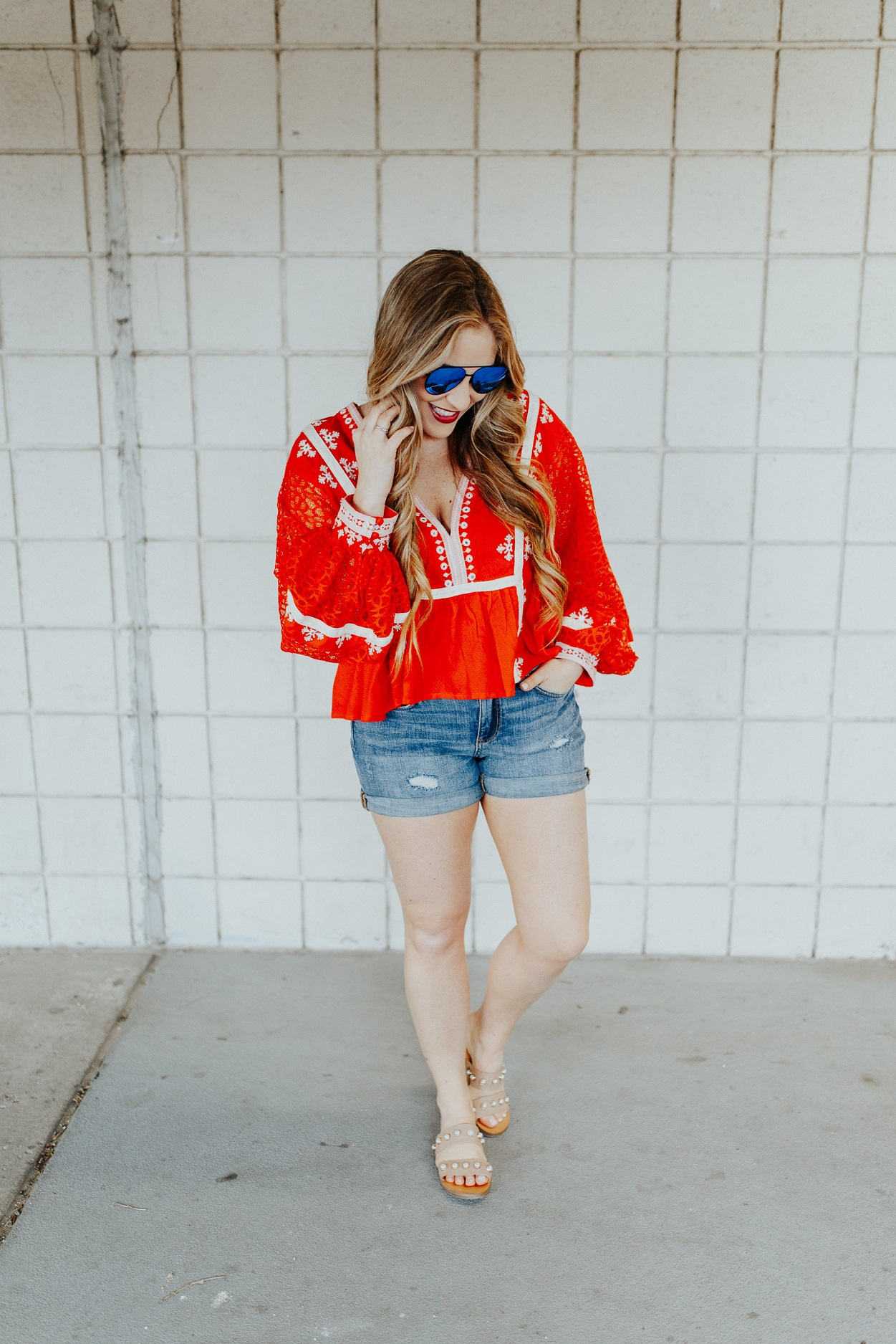 Favorite Spring color by popular fashion blogger Walking in Memphis in High Heels