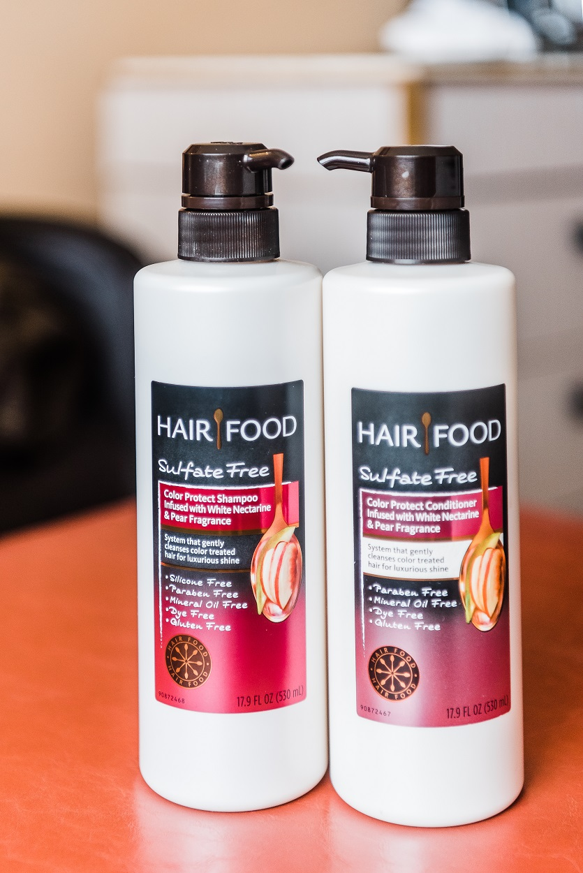 How to Protect Color Treated Hair with Hair Food by popular East Memphis style blogger Walking in Memphis in High Heels