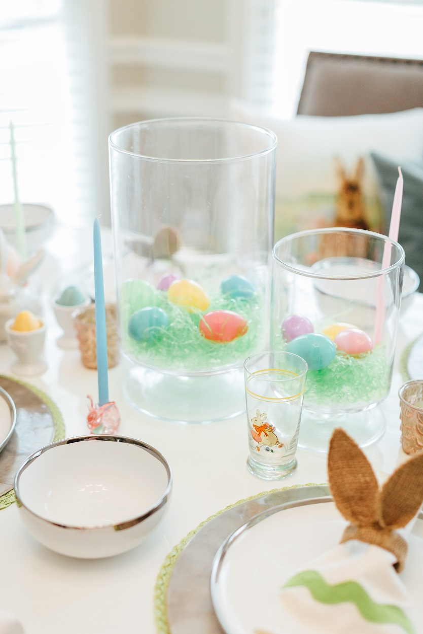 The Best Easter Table Decorations by popular style blogger Walking in Memphis in High Heels