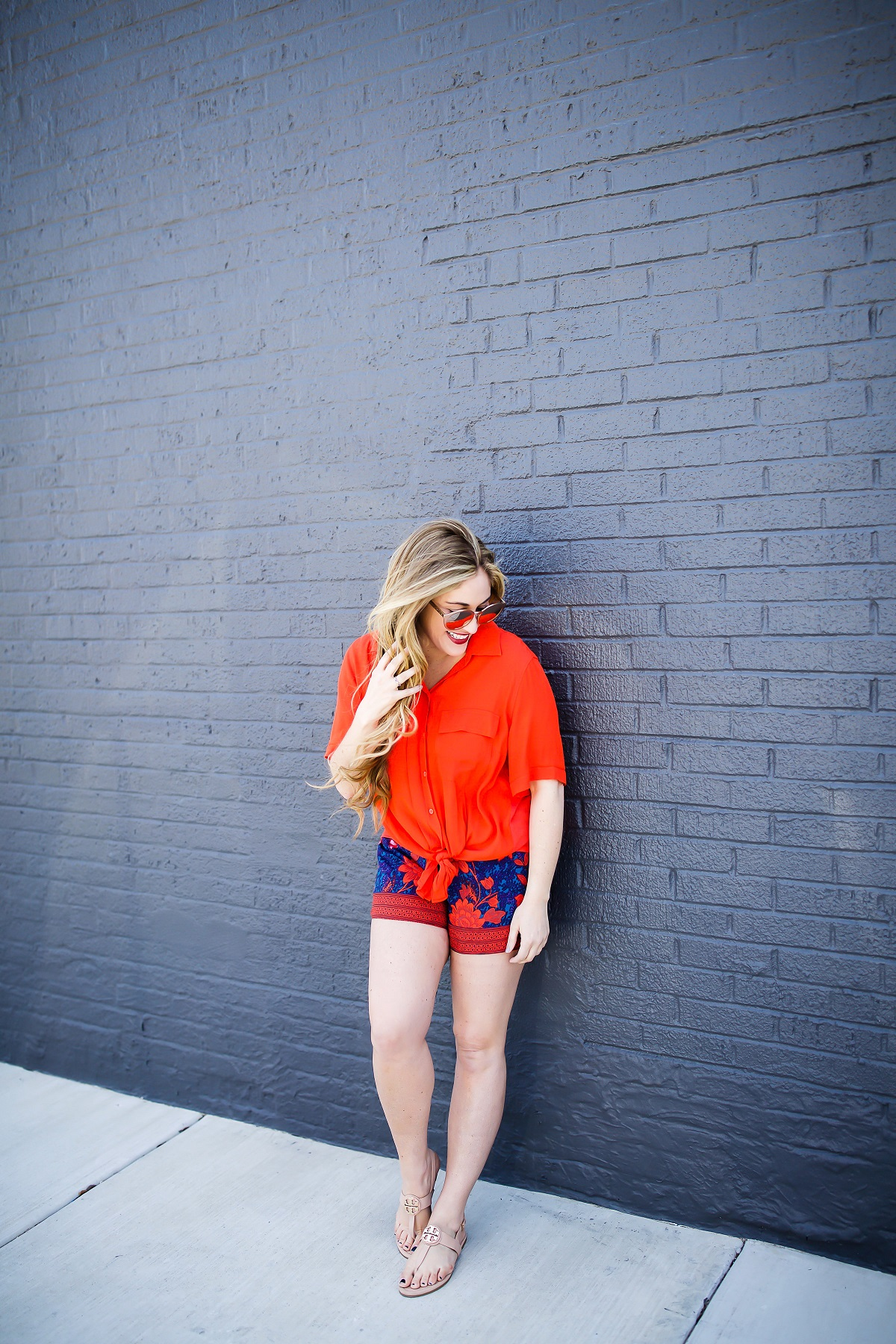 My Favorite Spring Shorts by popular East Memphis fashion blogger Walking in Memphis in High Heels