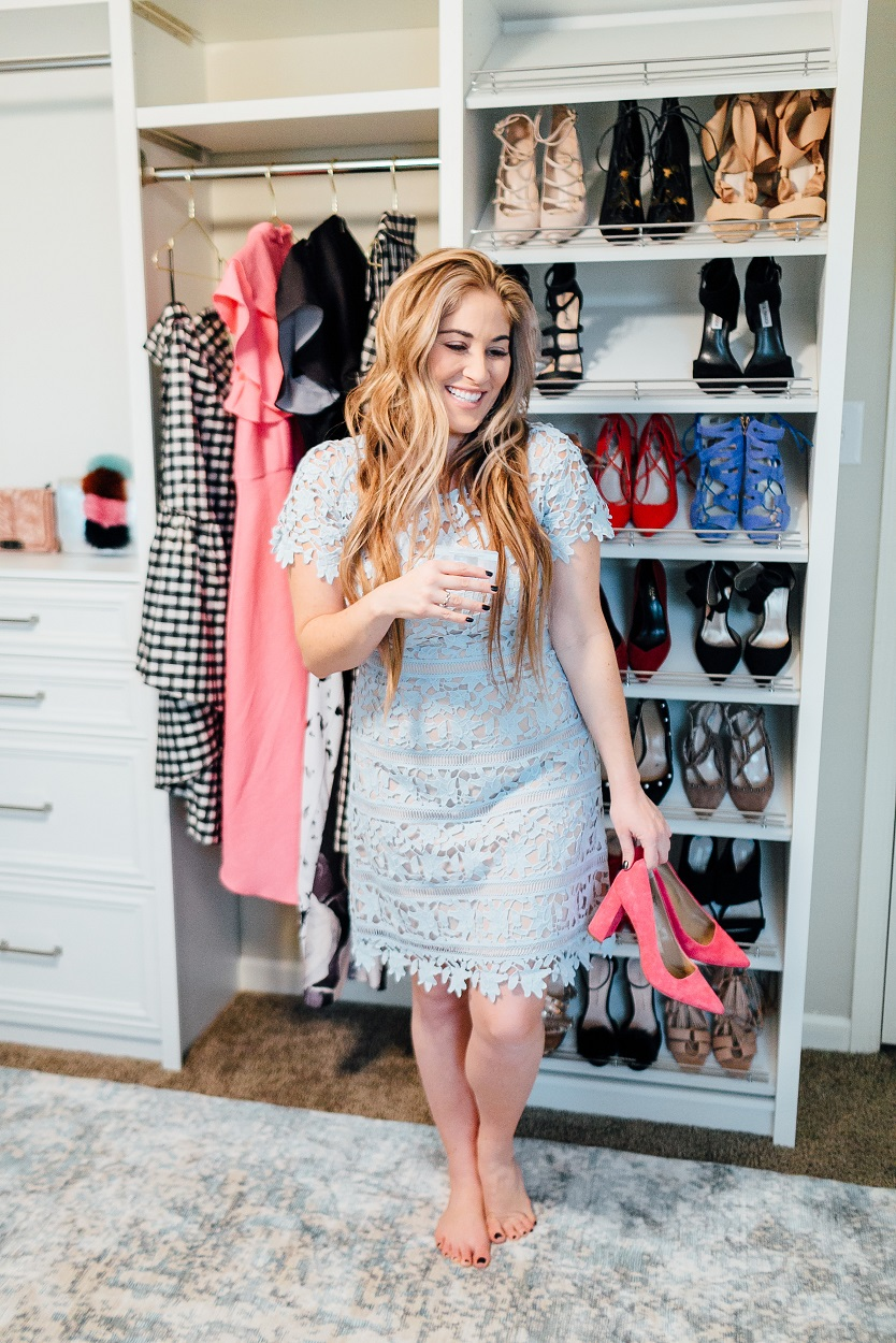 Spring Cleaning with Amex by popular fashion blogger, Walking in Memphis in High Heels