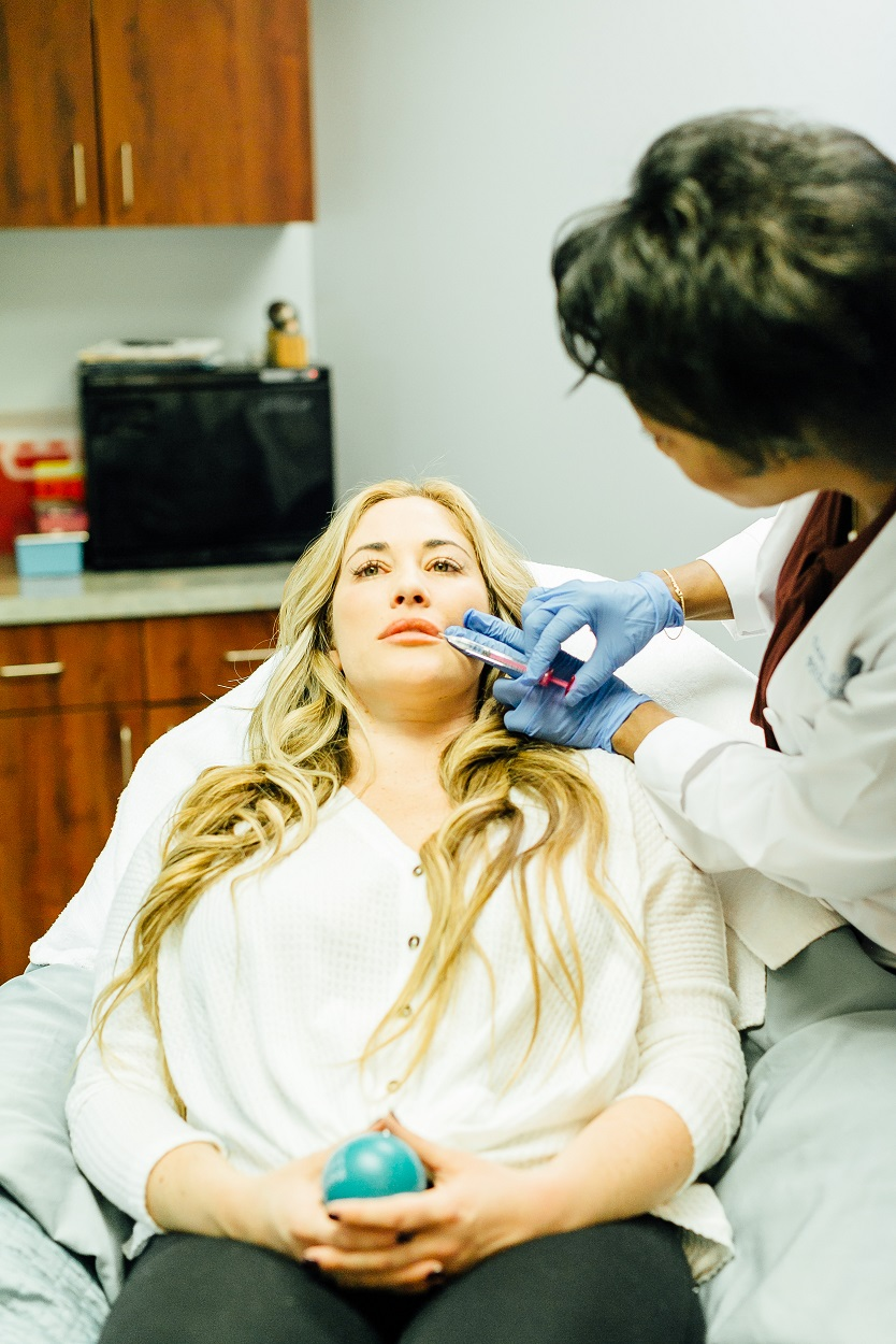 What It's Like to Get Juvederm Lip Fillers